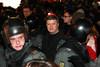 Среди задержанных – лидер «Яблока» Сергей Митрохин, которому не помогло удостоверение...