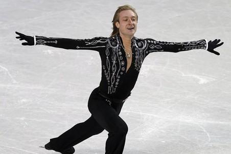 Евгений Плющенко допущен к ЧЕ-2012