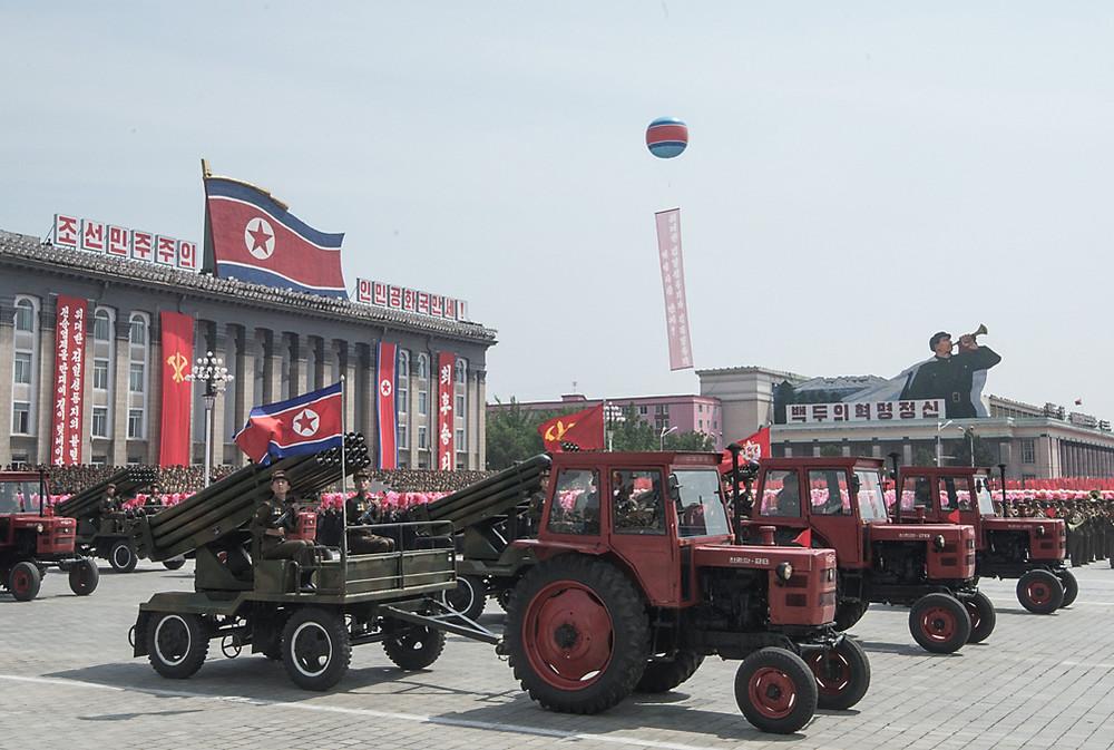 Столтенберг осудил пуск КНДР баллистической ракеты: Это прямое нарушение пяти резолюций Совбеза ООН - Цензор.НЕТ 483