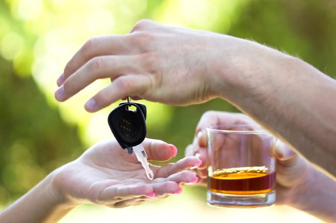 Водитель права лишение за пьянку понимал
