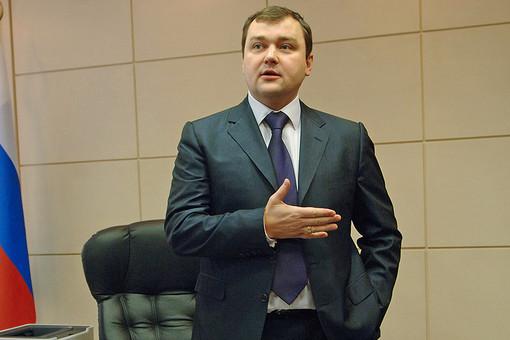 Экс-мэр Архангельска в 2005-2008 годах Александр Донской