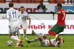 Мнения игроков о матче чемпионата России «Локомотив» — «Волга»