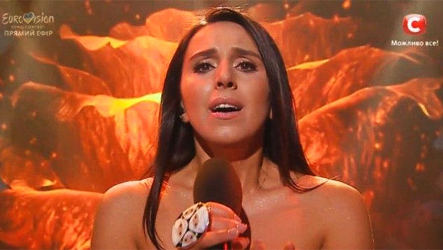 Джамала исполнила песню «1944», посвященную депортации крымских татар