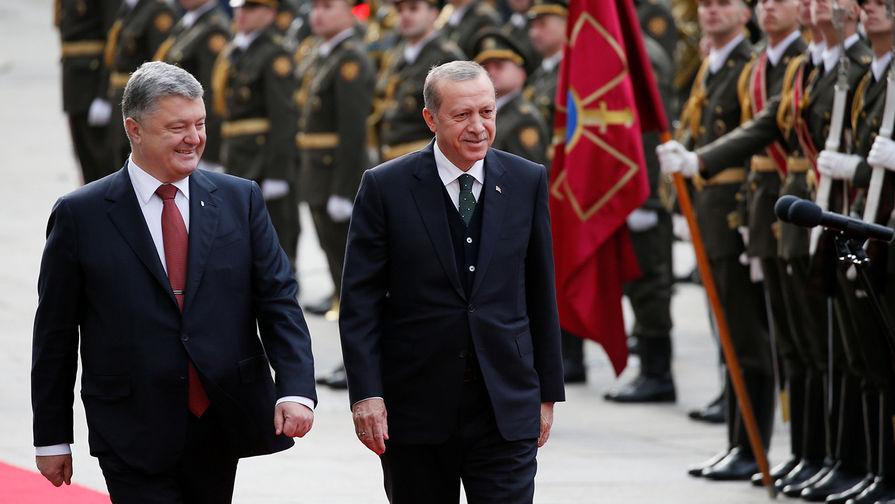Украина приобретает турецкие ударные беспилотники Bayraktar TB2