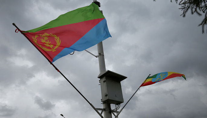 Лидеры Эфиопии иЭритреи подписали декларацию обокончании войны