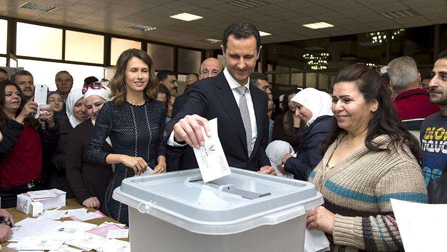 Асад голосует против Москвы и Вашингтона