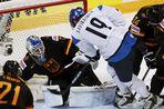 Сборные Финляндии и Швеции потеряли четыре очка в стартовых матчах чемпионата мира по хоккею