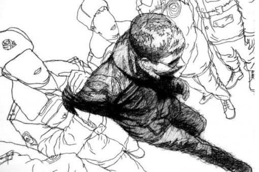 В галерее Марата Гельмана открылась выставка Сергея Каменного «Российское барокко»