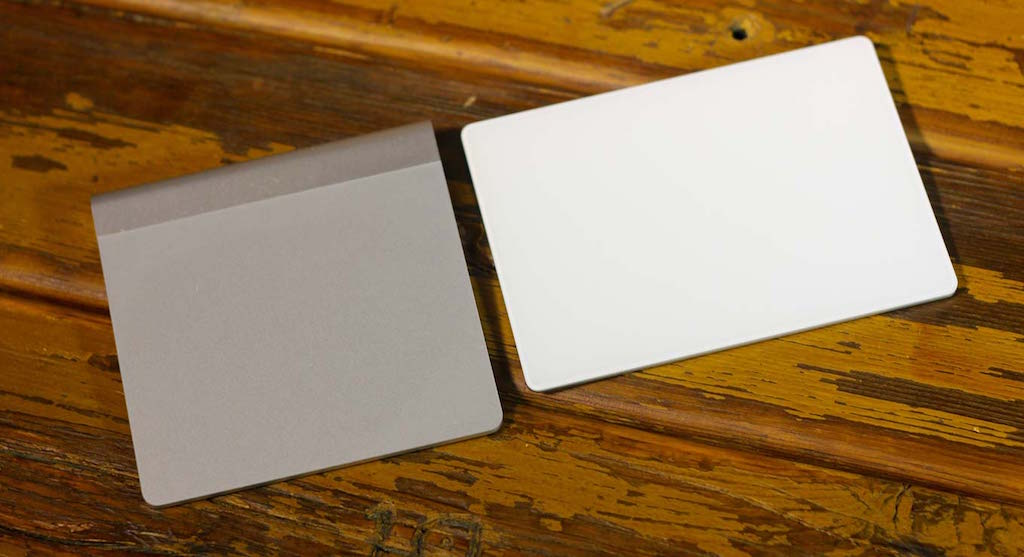 Magic Trackpad 2 ������� ������ ����� ������������