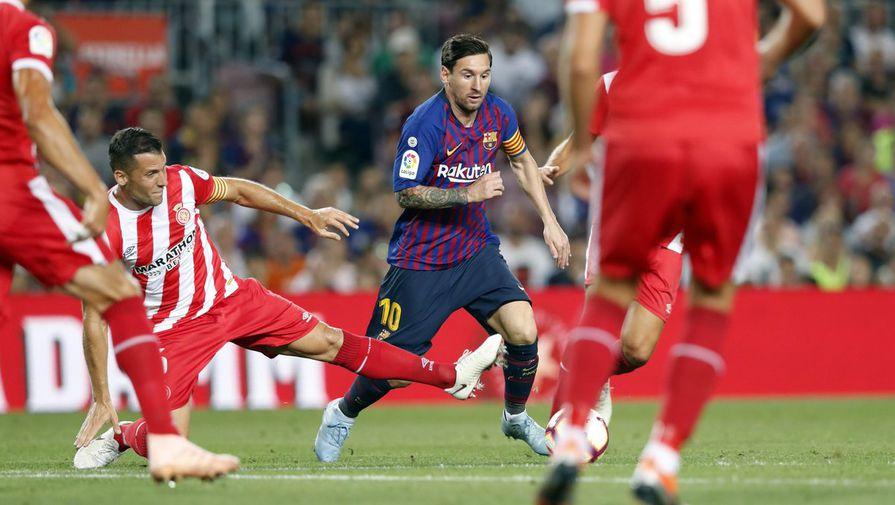 «Барселона» обжалует красную карточку Ленгле