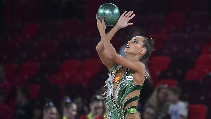 Азербайджанская гимнастка завоевала еще одно «серебро» Универсиады