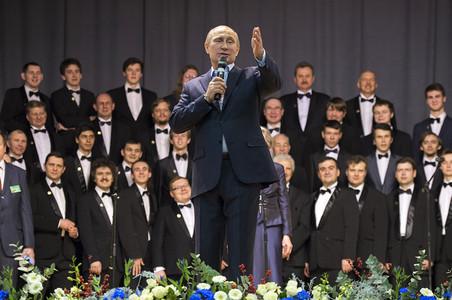 Владимир Путин поддержал сокращение числа банков