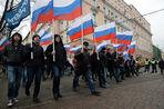 Крым в составе России стал главной темой воскресных митингов в Москве