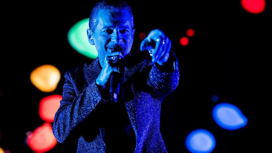 Группа Depeche Mode выступит в столице России