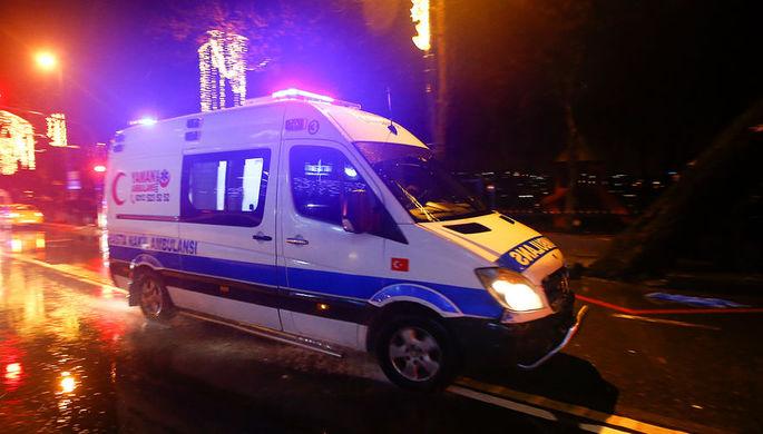 Шесть туристов из РФ  пострадали вДТП вТурции