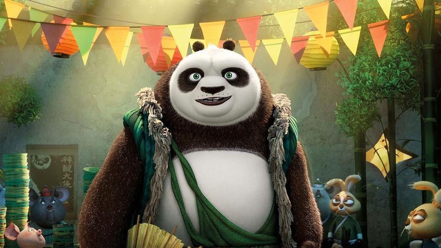 кунг фу панда 3 в хорошем качестве смотреть мультик