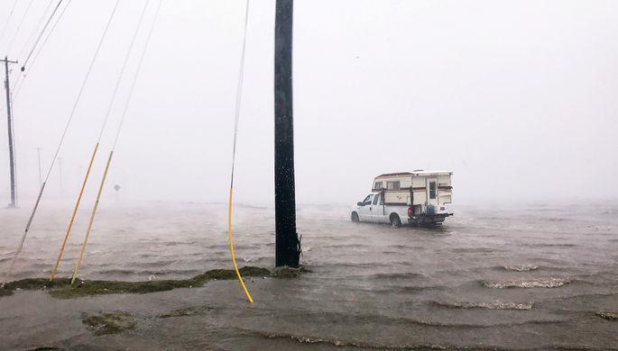 Количество жертв урагана «Харви» вСША возросло: украинцев среди пострадавш ...
