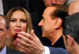Итальянская проститутка Патриция Д'Аддарио заявила, что премьер-министр...