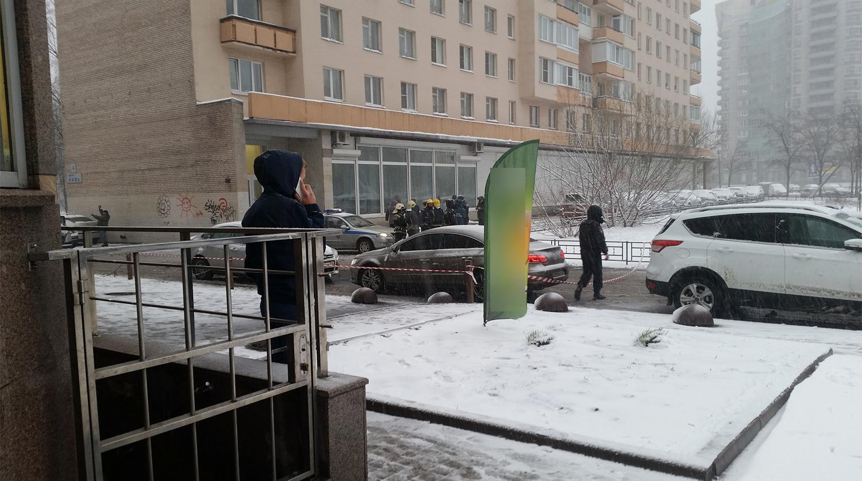 В Петербурге прогремел взрыв в магазине сообщил источник