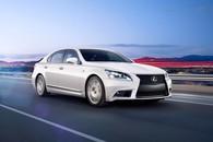 Lexus представил новый модельный ряд LS