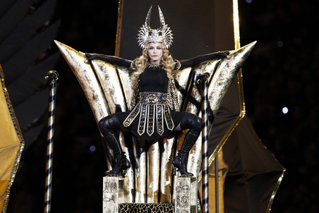 Anti-gay law author threatens to punish Madonna — Gazeta.Ru