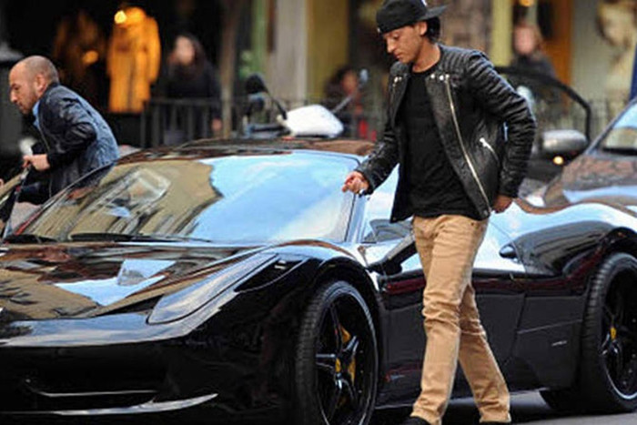 Ferrari 458 Italia Black Carbon Edition