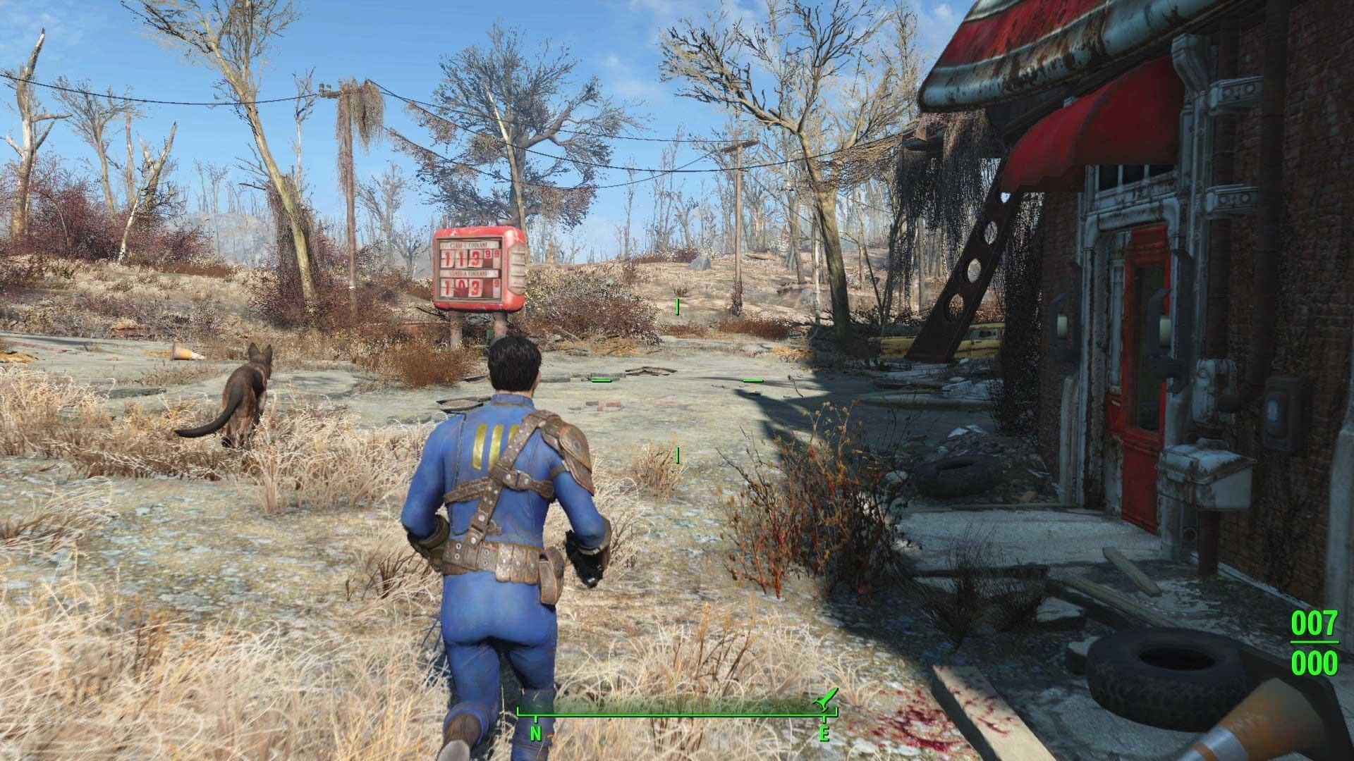 Для записи всех реплик персонажей в Fallout 4 потребовалось два года