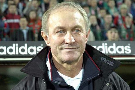 Францишек Смуда намерен вывести сборную Польши в 1/4 финала Евро-2012