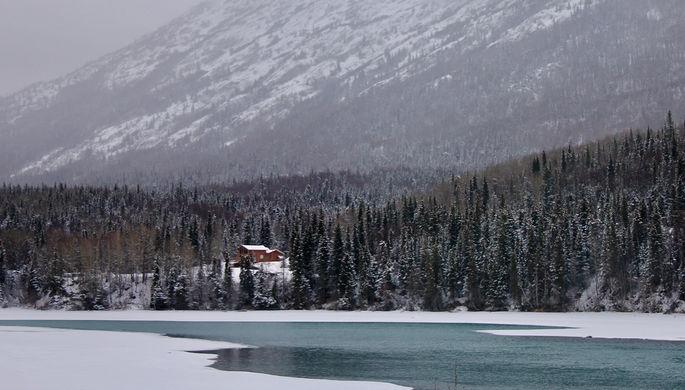 Уберегов Аляски случилось землетрясение магнитудой 8,2