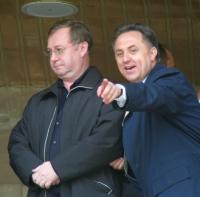 Life News: Глава Счетной палаты Степашин пожаловался вице-премьеру Жукову на министра спорта Мутко