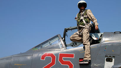 Почему помощь России в борьбе с ИГИЛ все меньше нравится миру