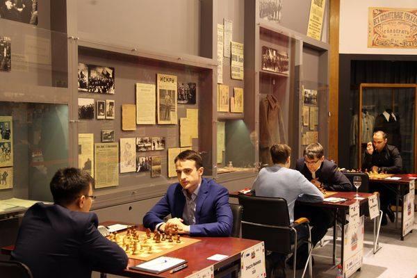 Федосеев сохранил лидерство вСуперфинале чемпионата Российской Федерации