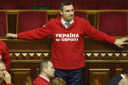 Кличко и Тимошенко готовятся к съездам своих партий