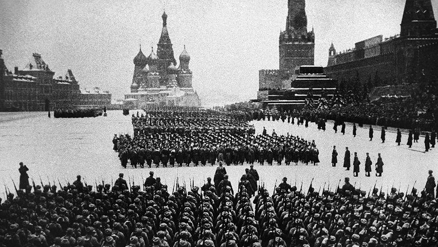 75 лет парада на красной площади в москве сценарий