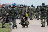 Репортаж из Крыма о неудачной попытке водружения флага России на здание мэрии Судака