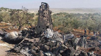 Глава Минобороны РФ Сергей Шойгу заявил, что сбитый пилот доставлен на базу