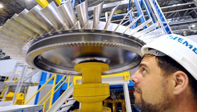 ТПЭ оспаривает санкцииЕС против компании запоставку турбин вКрым