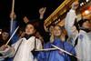 «Наши» и «Молодая гвардия» организовали превентивный оппозиционному митинг и не дали несогласным...