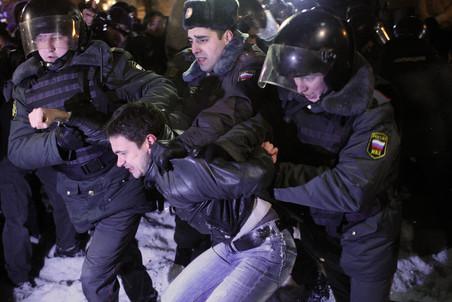 Выступавших на митинге на Пушкинской площади могут обвинить в призывах к массовым беспорядкам