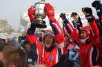 Сборная России стала чемпионом мира по бенди