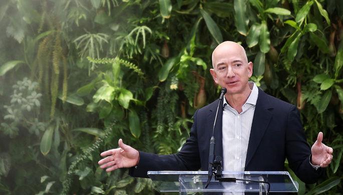Amazon стала 2-ой компанией вмире стоимостью один триллион долларов