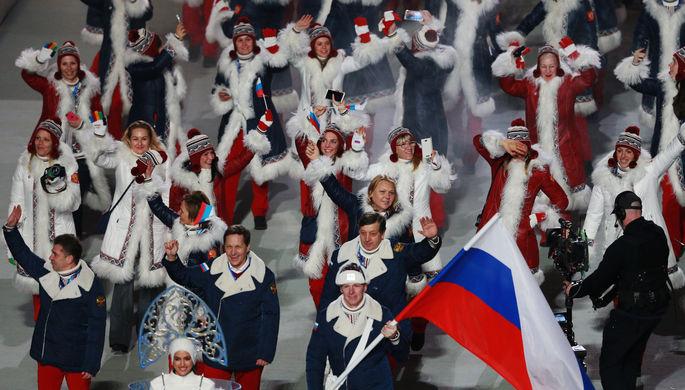 1-ый канал покажет состязания сОИ-2018, однако только сучастием русских спортсменов