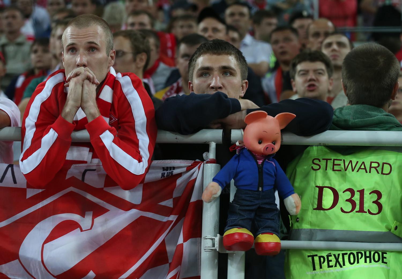 УЕФА арестовал деньги «Спартака»