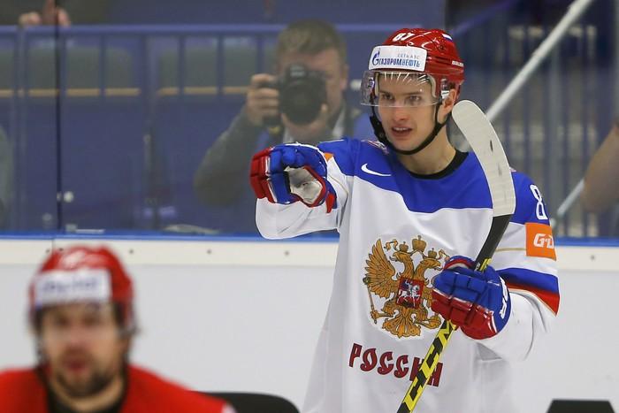 Шипачев вернулся вСанкт-Петербург, где тренируется нальду СКА