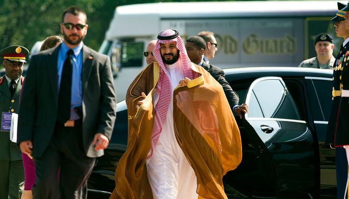 США обвинили Российскую Федерацию  вподрыве отношений сСаудовской Аравией