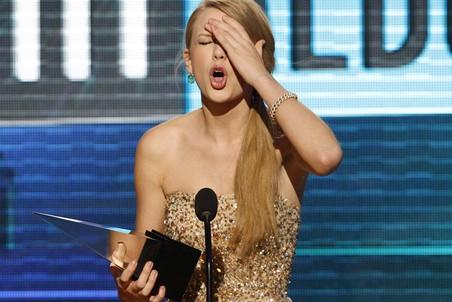 В США вручили American Music Awards