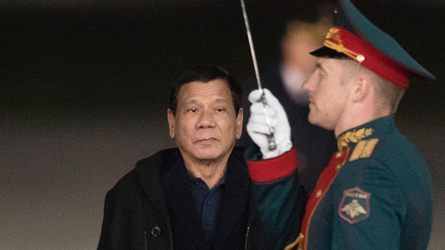 Вобщении сДутерте Трамп безумно обидел Ким Чен Ына