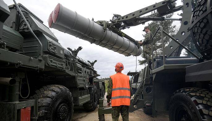 Западные страхи: вНАТО испугались покупки Турцией русских  С-400