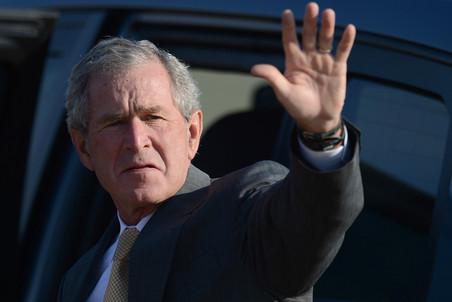 Джордж Буш-молодший.