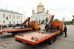 Тарифы на платную эвакуацию в Москве шокировали экспертов